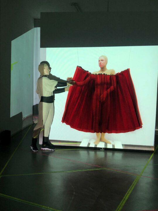 Videostill: Sabine Reinfeld